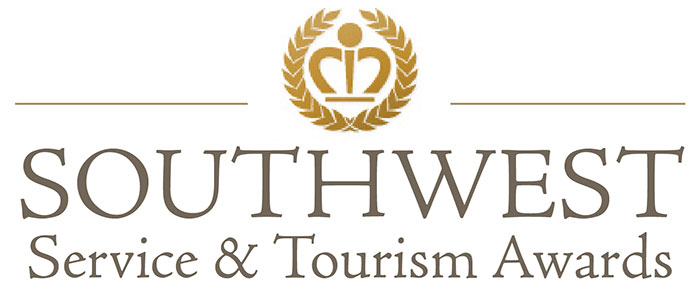 Southwest Service and Tourism Award Logo