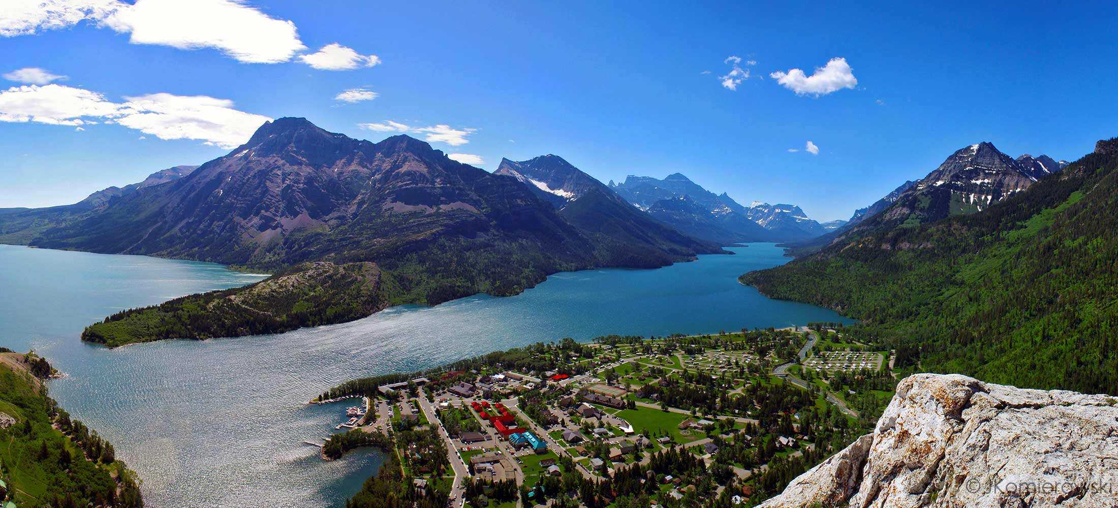 Hotels Near Waterton Lakes National Park